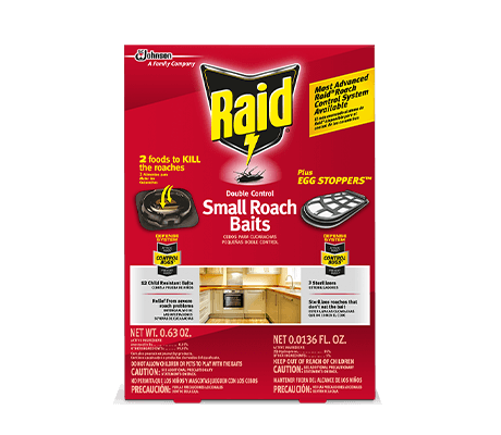 Raid-Double-Control-Small-Roach-Baits-and-Raid-Plus-Egg-Stoppers-Card-2X