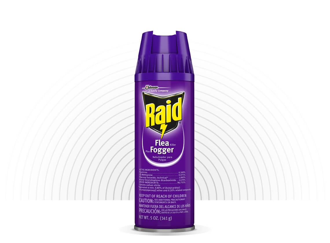 Raid-Flea-Killer-Plus-Fogger-Hero-3-2X