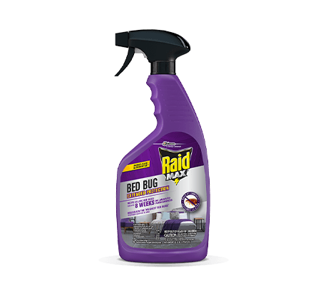 RAID MAX BED BUG EXTENDED PROTECTION